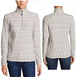 Eddie Bauer Women's Quest Fleece 1/4 Zip Jacket